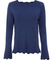 maglione (blu) - bodyflirt