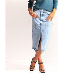 falda para mujer en denim color-azul-talla-4
