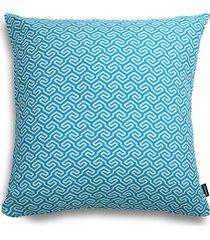 błękitna poduszka ogrodowa san remo