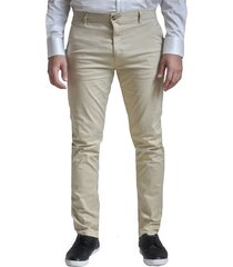 pantalón beige brooksfield chino walker