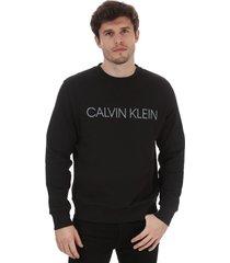 mens embroidery logo sweatshirt