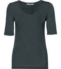 lerna t-shirts & tops short-sleeved grön tiger of sweden