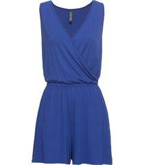 tuta elegante in jersey (blu) - rainbow