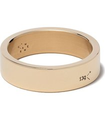 le gramme 18kt yellow polished gold ribbon ring - yellow gold