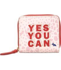 radley london medium zip around purse