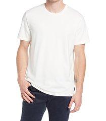 men's ag bryce crewneck t-shirt, size x-large - ivory