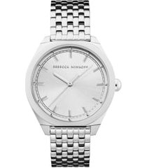 women's rebecca minkoff amari bracelet watch, 38mm