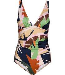 artygz swimsuit badpak badkleding multi/patroon gestuz