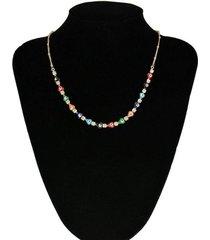 cadena ojo turco multicolor