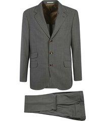 brunello cucinelli classic suit