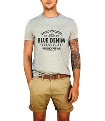 camiseta blue denim