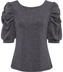 maglia glitterata (nero) - bodyflirt