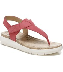 naturalizer lincoln thong sandals women's shoes