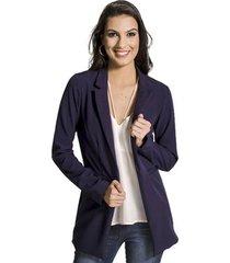 blazer alfaiataria handbook feminino