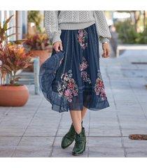 poetry skirt - petites