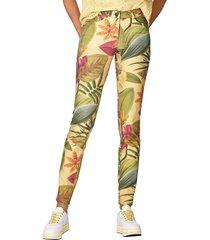 jeans amy vermont gul::flerfärgad