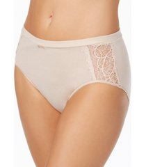 bali cotton desire lace hi cut brief underwear dfcd62
