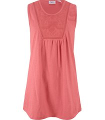 top in jersey (rosa) - bpc bonprix collection
