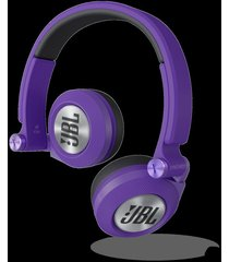 audífonos jbl j55i (iphone), diadema blanco-gris para iphone