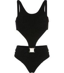 amir slama sling bikini - black