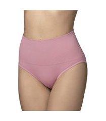 calcinha cinta ultraleve demillus 46204 rosa blush