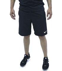 pantaloneta negro nike flx woven 2.0 cmo