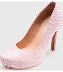 stiletto maria rosa caiman pao pecados