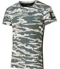 tränings-t-shirt tee borg