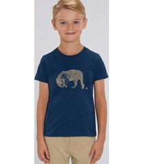 t-shirt chłopięcy golden tiger