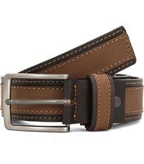 cinturón cuero marrón por miel lorena herrera