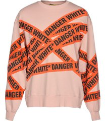 white* sweatshirts