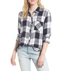 women's rails hunter plaid shirt