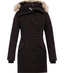 rossclair-logo gepatcht jacket