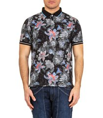 sun68 piquè cotton polo shirt