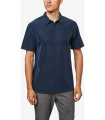 men's fishers warf button-up shirt