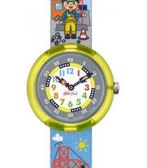 reloj lift it up amarillo flik flak