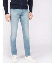 vanguard jeans v850 rider vintage grey blue vtr850-vgd licht blauw