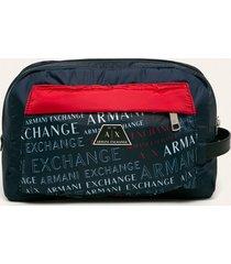 armani exchange - kosmetyczka
