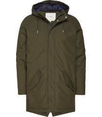 wexford 3.0 parka jas groen minimum