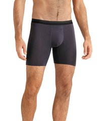 rhone essentials boxer briefs, size small in iron at nordstrom