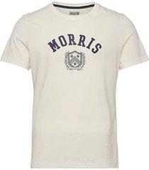 coleridge tee t-shirts short-sleeved creme morris