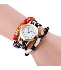 reloj negro sasmon re-17301