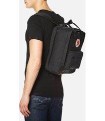 fjallraven kanken 13 inch laptop backpack - black