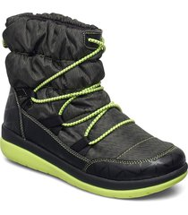 cabrini alp shoes boots ankle boots ankle boot - flat grön clarks