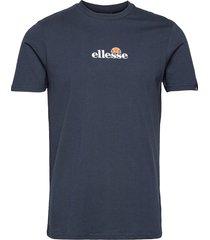 el caciot tee shirt t-shirts short-sleeved blå ellesse