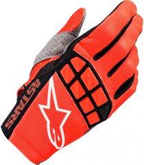 guante racefend 2020 rojo alpinestars