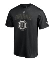 majestic boston bruins men's military appreciation t-shirt