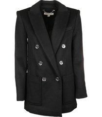 michael kors blazer plush