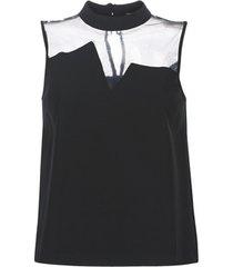 blouse guess sl maya top