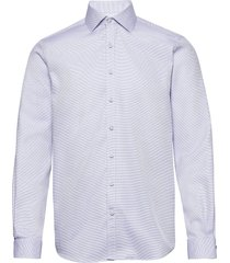 small structure shirt l/s overhemd business wit lindbergh